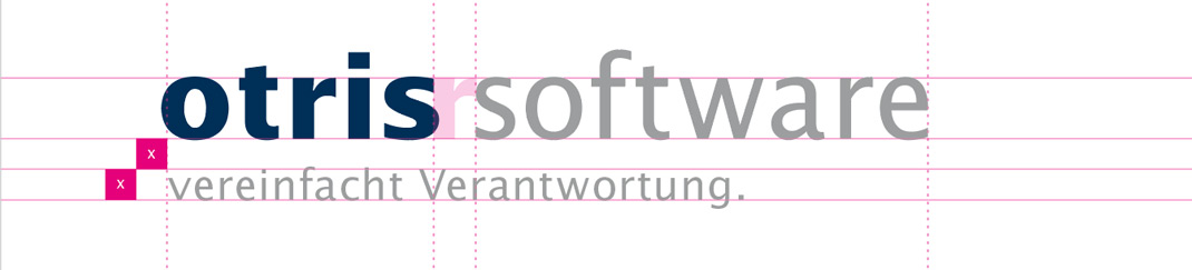 Design - Logo otris software AG