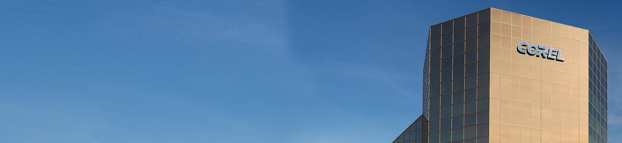 otris contract Vertragsmanagement, Vertragsverwaltung Software - Referenzbericht Corel - Banner